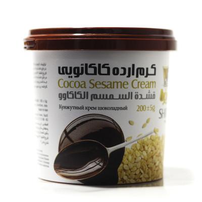 Sesame cream CHOCOLATE SHIRREZA 200 gr