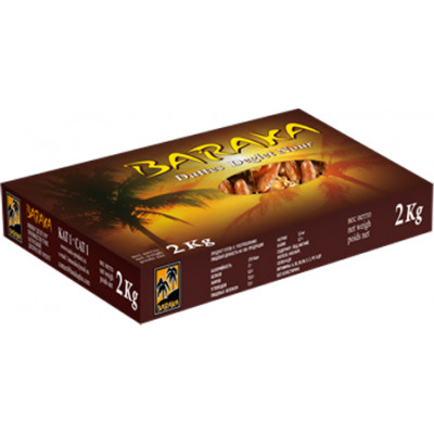 Dates selected Baraka (Deglet Nour) 2kg