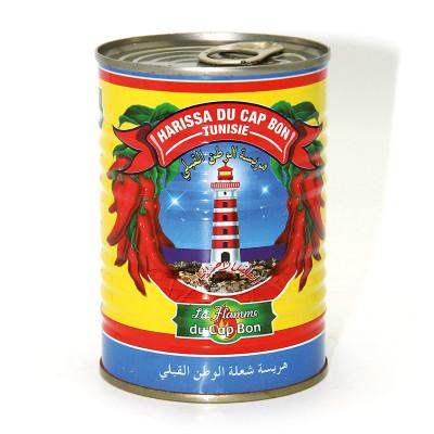 """Harissa (Tunisian hot Sauce) """"La flamme"""" 135gr"""