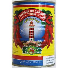 """Harissa (Tunisian hot Sauce) """"La flamme"""" 380gr"""