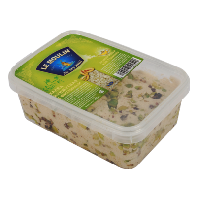 Halva with pistachios 350gr