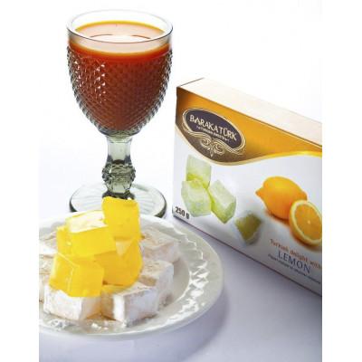 Delight with lemon flavor 250gr