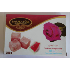 Delight with rose flavor 250gr