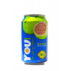 YOU drink with tropical fruit juice (Guava) 330 ml
