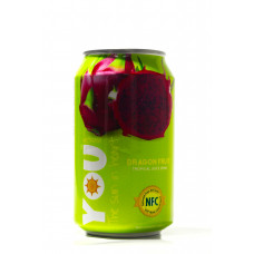 YOU drink with tropical fruit juice (Pitahaya) 330 ml